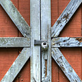 Barn Door 1 Print by Dustin K Ryan