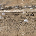 BATTLE OF FREDERICKSBURG Print by Granger