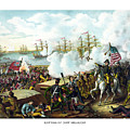 Battle of New Orleans Print by War Is Hell Store