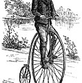 BICYCLE, c1870s Poster by Granger