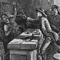 Billy The Kid 1859-81, Shooting Poster by Everett