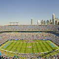 BOA Stadium Skyline Poster by Clear Sky Images