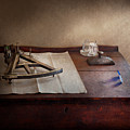 Boat - The Joy of Sextant Print by Mike Savad