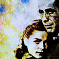 Bogie and Bacall by WBK