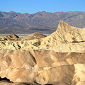Breath taking landscape of Zabriskie point Print by Pierre Leclerc Photography