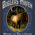 Buglers Haven Sign Poster by JQ Licensing