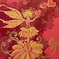 candy 1 Print by Jackie Rock