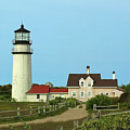 Cape Cod Highland Lighthouse Print by Juergen Roth