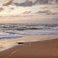 Cape Cod Sunrise 1 Poster by Susan Cole Kelly