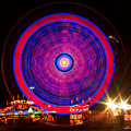 Carnival Hypnosis Print by James BO  Insogna