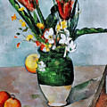 CEZANNE: TULIPS, 1890-92 Poster by Granger