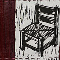 Chair I Poster by Peter Allan