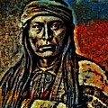 Chief Cochise by WBK