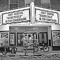 Chief Theater Print by Larry Keahey