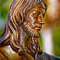 Christ in Bronze Poster by Christopher Holmes
