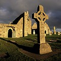 Clonmacnoise Monastery, Co Offaly Poster by The Irish Image Collection