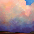 Cloud Light Print by Toni Grote