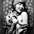 Colleen Moore, Around 1927 Print by Everett