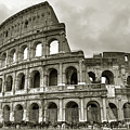 Colosseum  Rome by Joana Kruse
