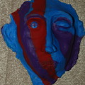 contemporary mask by Aldonia Bailey