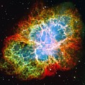 Crab Nebula Print by Don Hammond