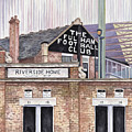 Craven Cottage Print by Scott Nelson