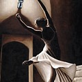 Dance Seclusion Print by Richard Young