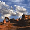 Delicate Arch in Arches National Park Poster by Utah Images