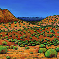 Desert Afternoon Print by JOHNATHAN HARRIS