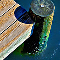 Dock Print by Robert Smith