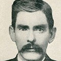 Dr. John H. Holliday 1851-1887 Was An Poster by Everett