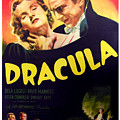 Dracula, Top From Left Helen Chandler Poster by Everett