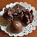 Elegant Chocolate Truffles by Louise Heusinkveld