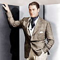 Errol Flynn, Ca. 1930s Print by Everett