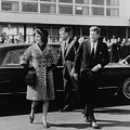 Escorted By President Kennedy Poster by Everett