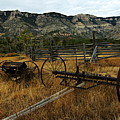 Ewing-Snell Ranch 4 Print by Larry Ricker