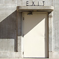 EXIT Poster by Mike McGlothlen