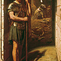 Faithful unto Death Print by Sir Edward John Poynter
