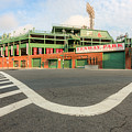 Fenway Park III Print by Clarence Holmes