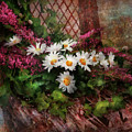 Flower - Still - Seat Reserved Print by Mike Savad