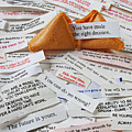Fortune Cookie Sayings  Poster by Garry Gay
