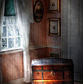 Furniture - Bedroom - Family Secrets Print by Mike Savad