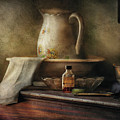 Furniture - Table - The Water Pitcher Poster by Mike Savad