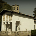 Ghisallo Chapel Poster by Chuck Parsons