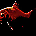 Goldfish 1 Print by Tilly Williams