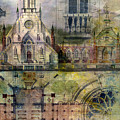 Gothic Print by Andrew King