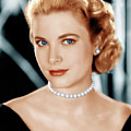 Grace Kelly, Ca. 1953 Poster by Everett