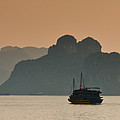 Halong Bay Print by Peter Verdnik