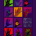 Hands Poster Print by Lydia L Kramer