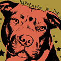 Happiness Is The Pits Print by Dean Russo